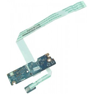 GATEWAY NV53A, NV59C POWER BUTTON BOARD WITH CABLE 55.WJ802.001