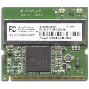 GATEWAY, DELL BROADCOM BCM94306MP B/G MINI PCI WIFI CARD