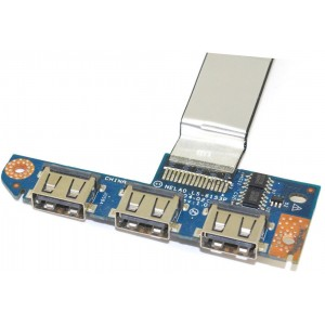GATEWAY ID49C USB DAUGHTER BOARD WITH CABLE LS-6153P