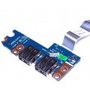 GATEWAY NE56R, NE51B, ASPIRE E1-531, E1-571 USB BOARD LS-7911P
